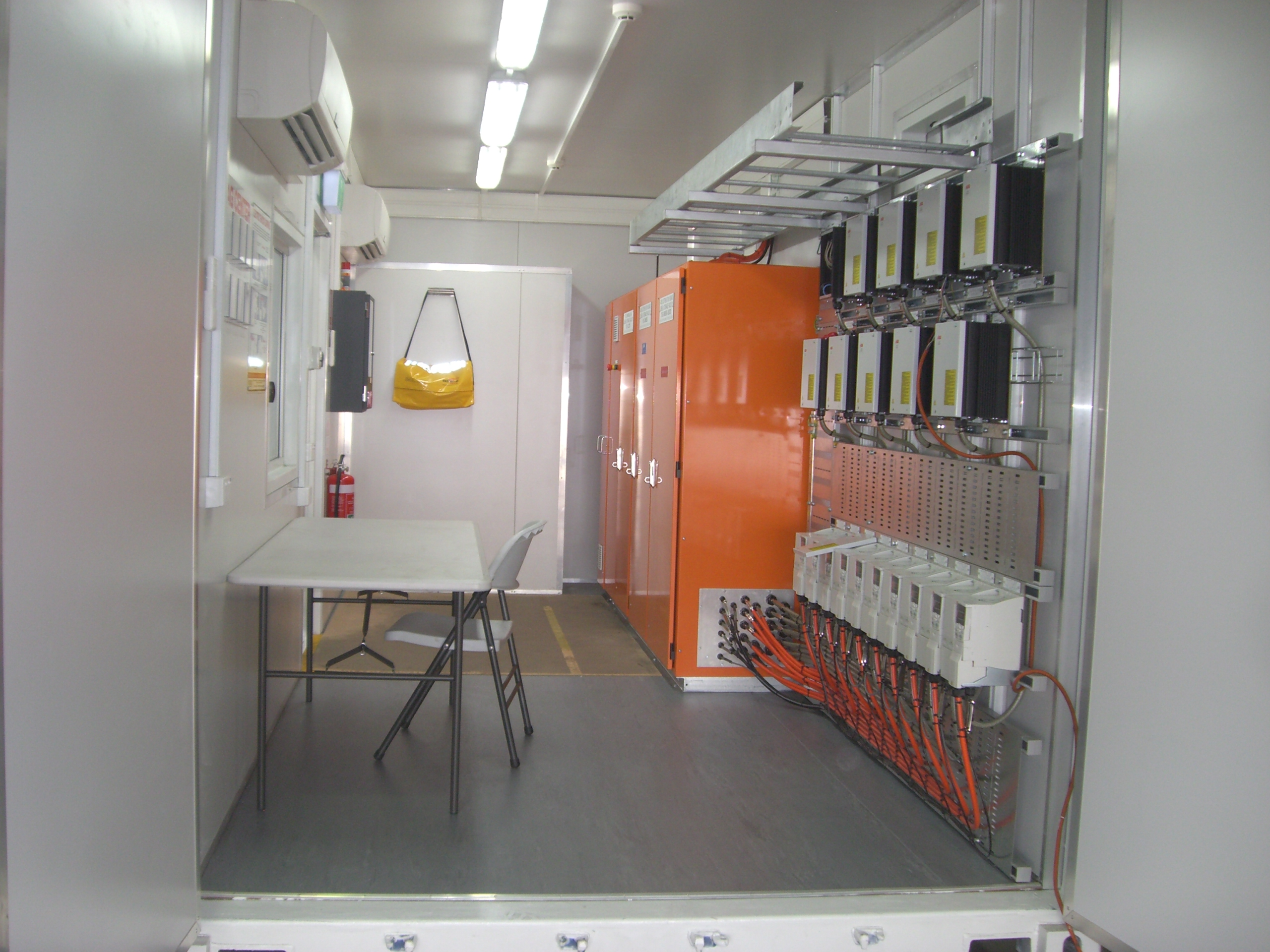 Switchboards Switchrooms Isas Integrated Switchgear